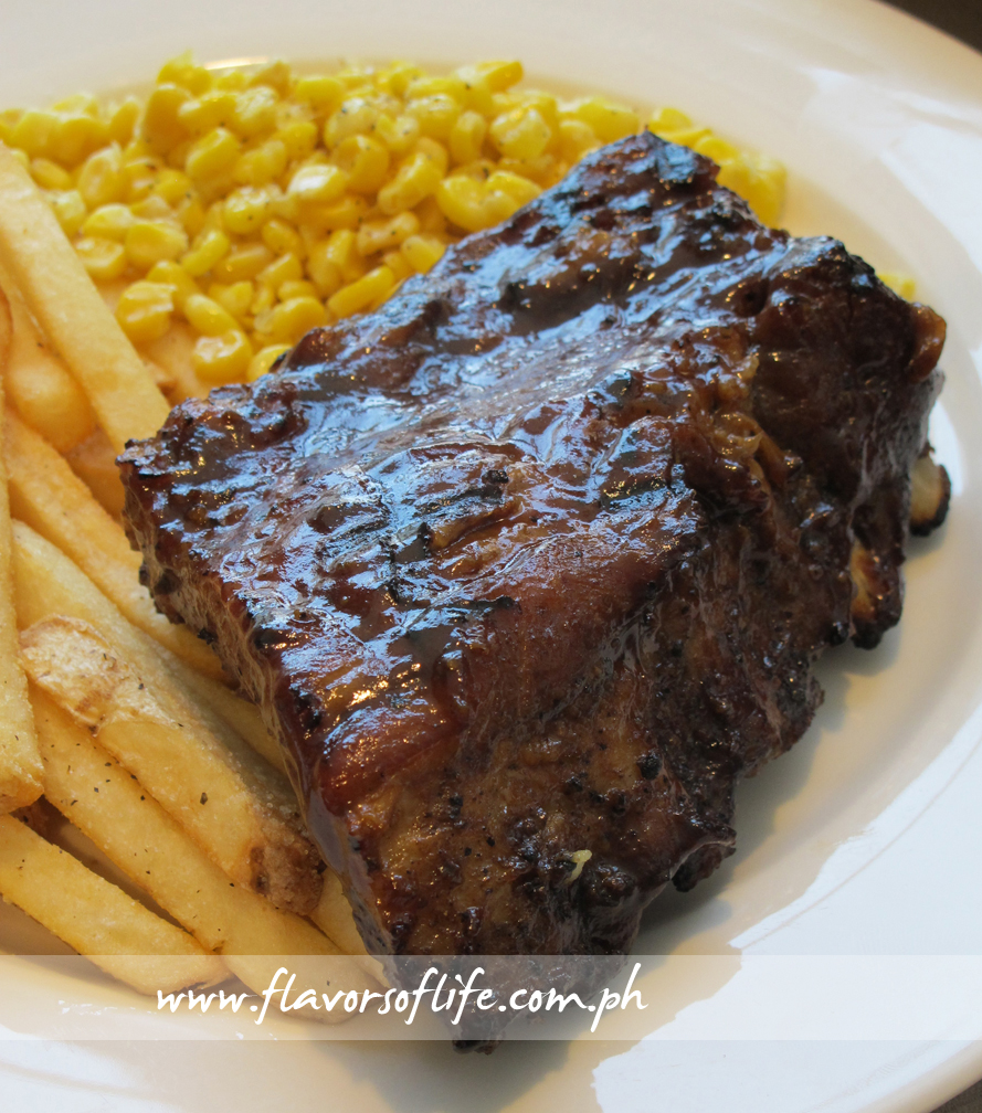 Baby Back Ribs (Wild West Roadhouse Grill)