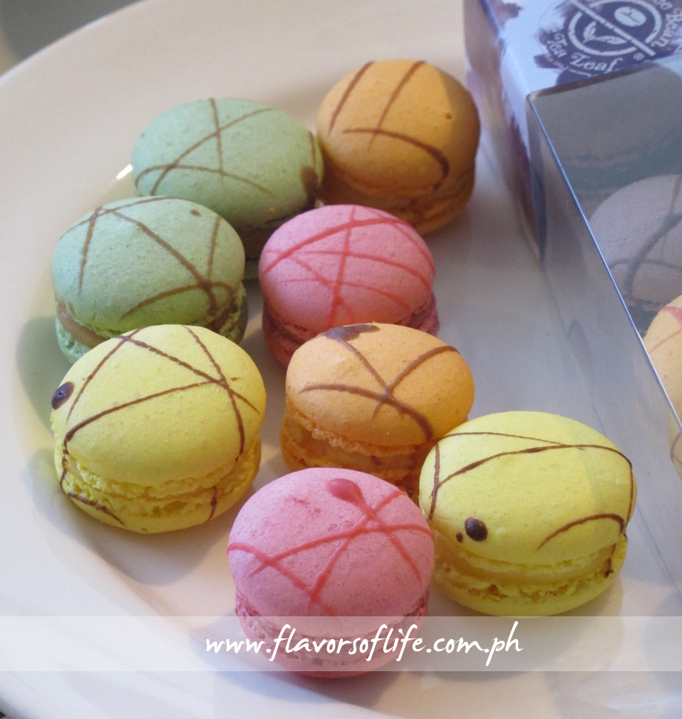 Hand Crafted Macarons (CBTL's 26th St. Bistro)