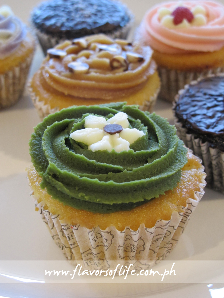 Exciting cupcakes from Gigi Coffee and Cupcakes