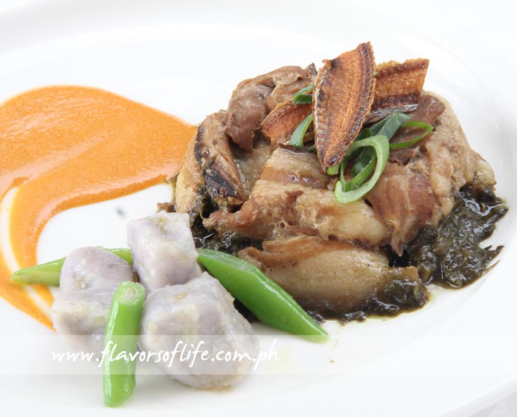 Pork Napoleon