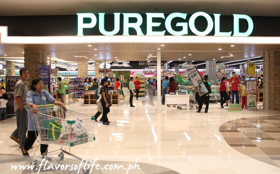 Puregold is the supermarket partner of Ayala Malls for Fairview Terraces