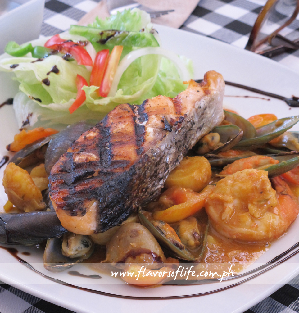 Salmon Cartoccio