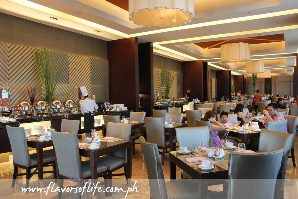 Café Eight is Crimson Hotel Alabang's all-day dining restaurant