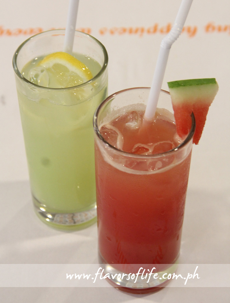 Green Electrolyte and Red Electrolyte