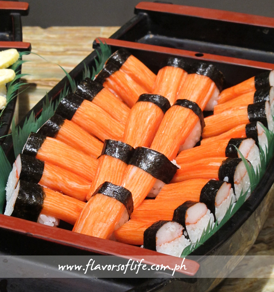 Kani sushi