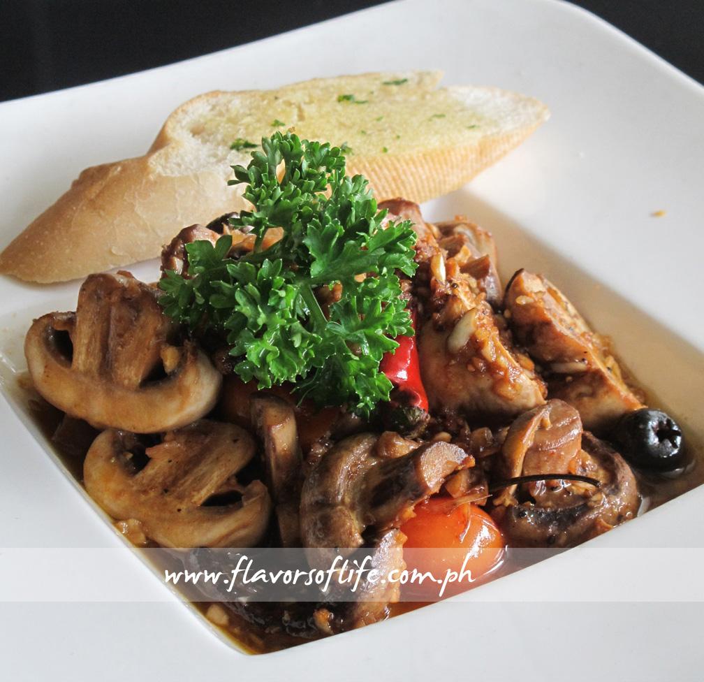 Mushroom Salpicao