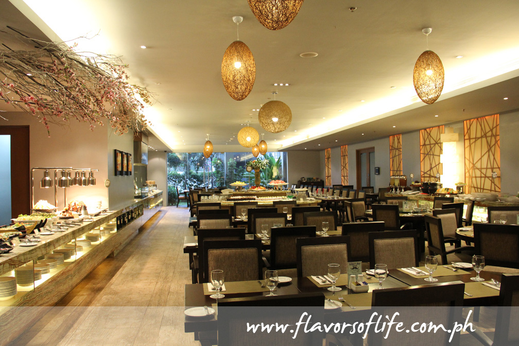 Luxent Hotel's Garden Café
