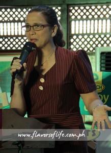 Professor Luchie Callanta, RND, MSN