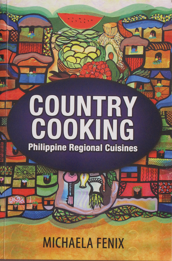 Micky Fenix's newly launched 'Country Cooking' book