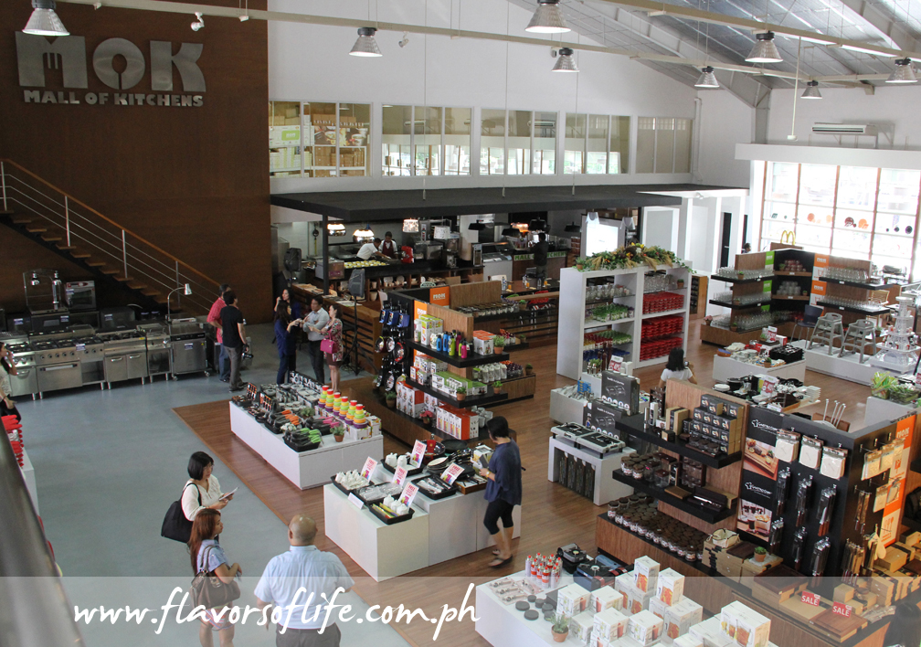 Mall of Kitchens is 1,000 square meters of kitchen equipment, gadgets, essentials and more!