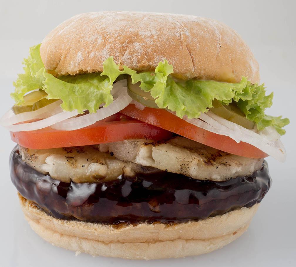 Hawaiian Style Burger
