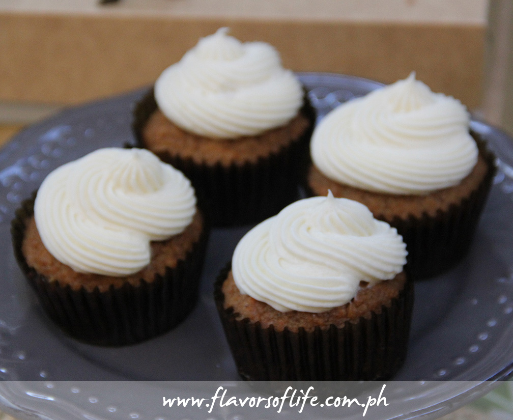 Batter Up by Florence's Carrot Cupcakes