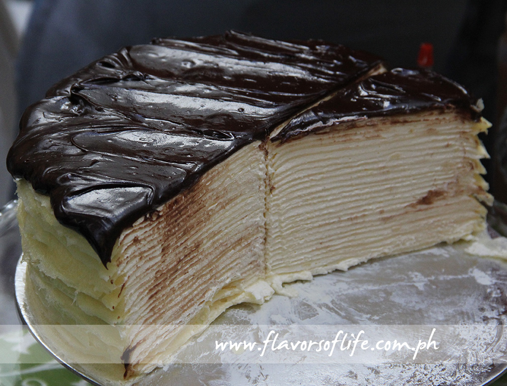 Mille Crepe Chocolate Cake, anyone?