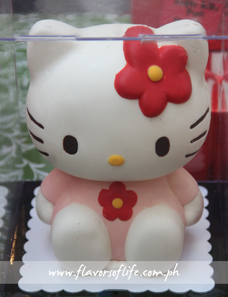 Chokoa's Hello Kitty cake