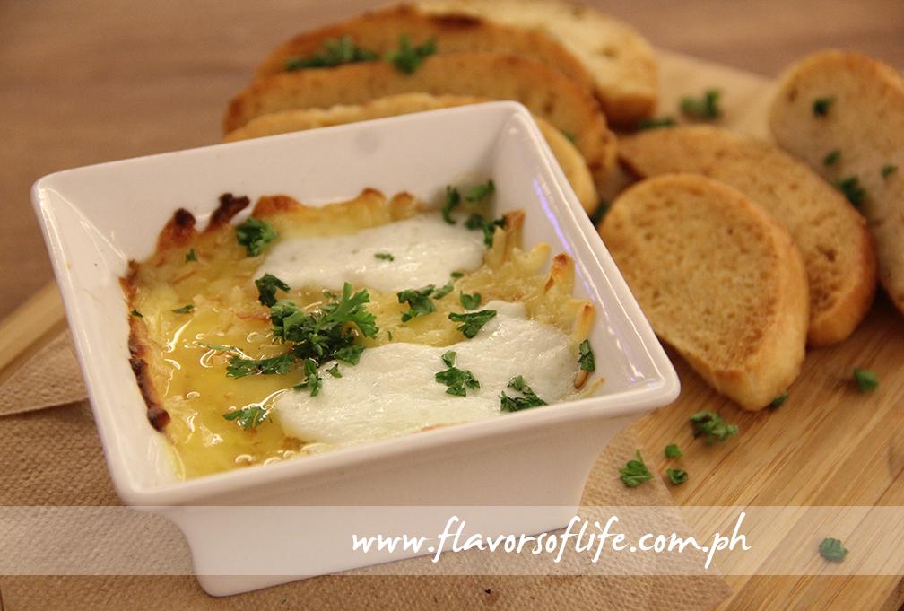 Four Cheese Dip