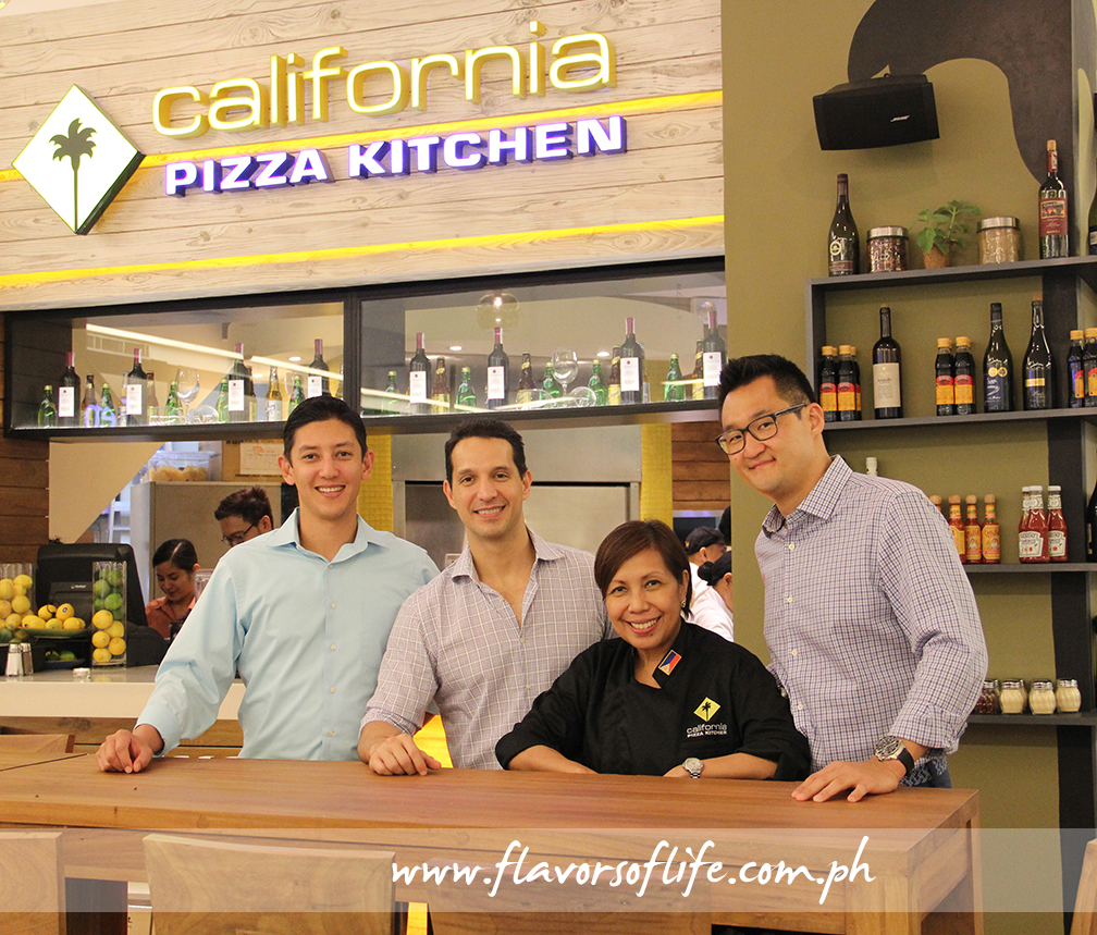 At California Pizza Kitchenu0027s Century City Mall Store, From Left: Global  Restaurant Concepts Inc