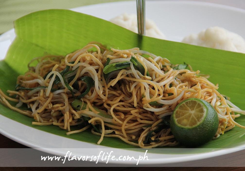 Fried Egg Noodles