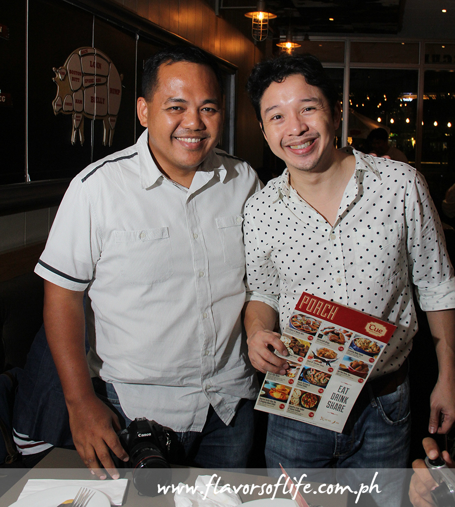 The Bonifacio High Street Food Crawl was curated by food blogger Anton Diaz of Our Awesome Planet and hosted by RJ Ledesma of Mercato Centrale