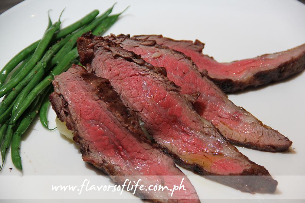 Flank Steak (Village Tavern)