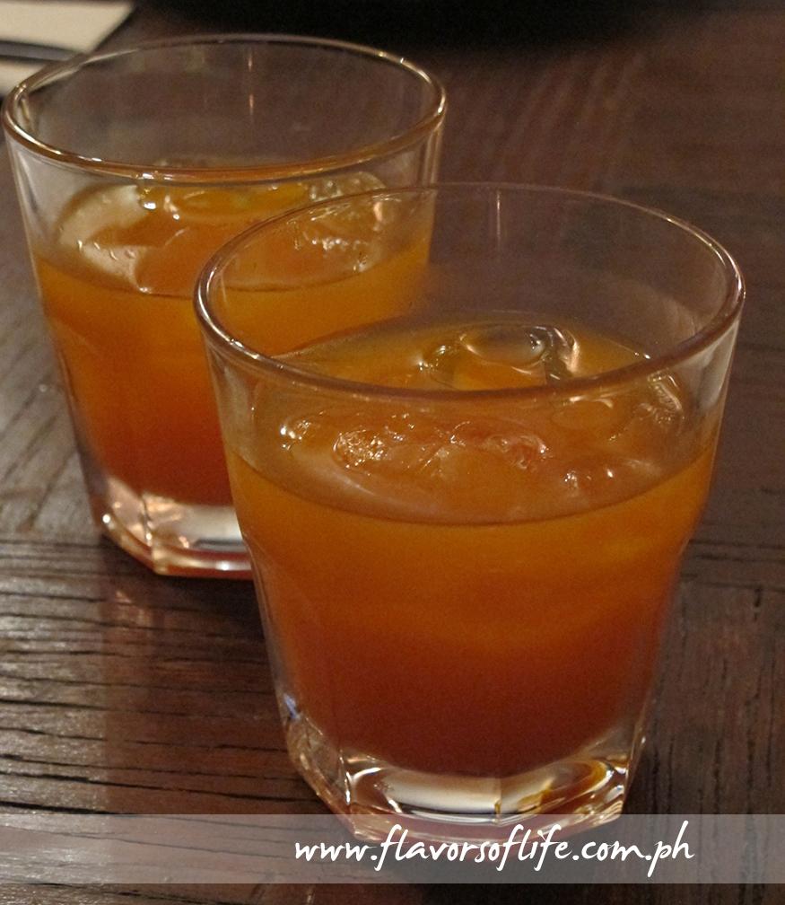 Tequila Sunrise (Wolf & Fox)