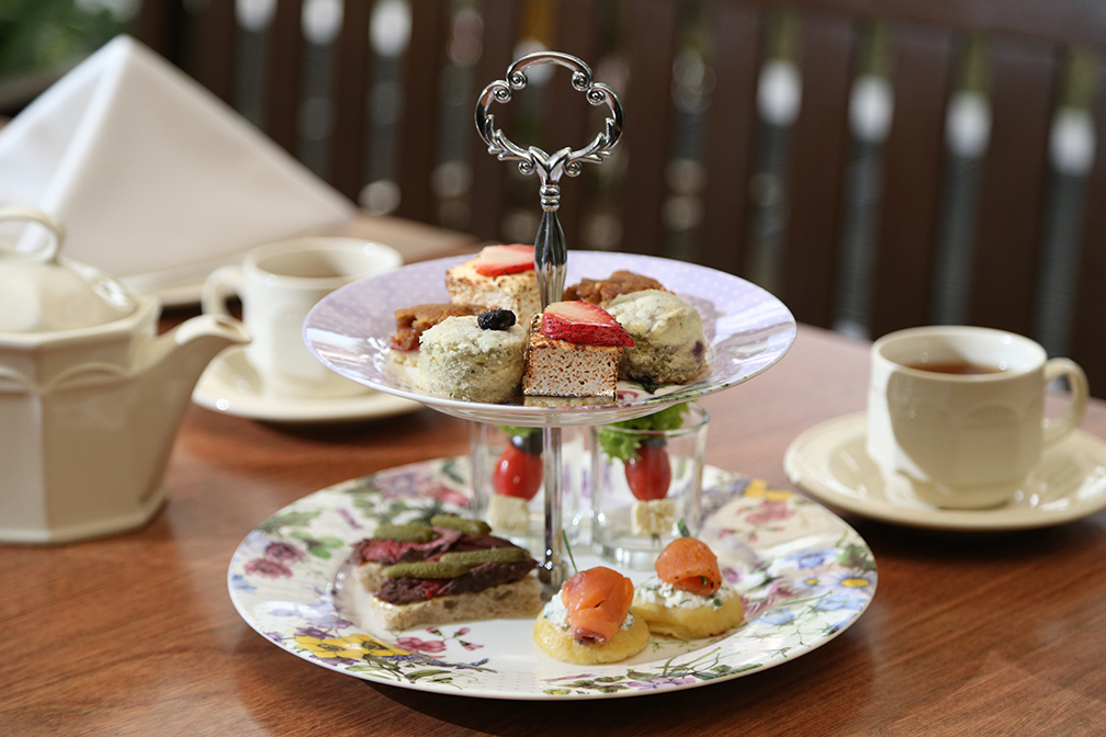 Afternoon Tea at Chateau 1771