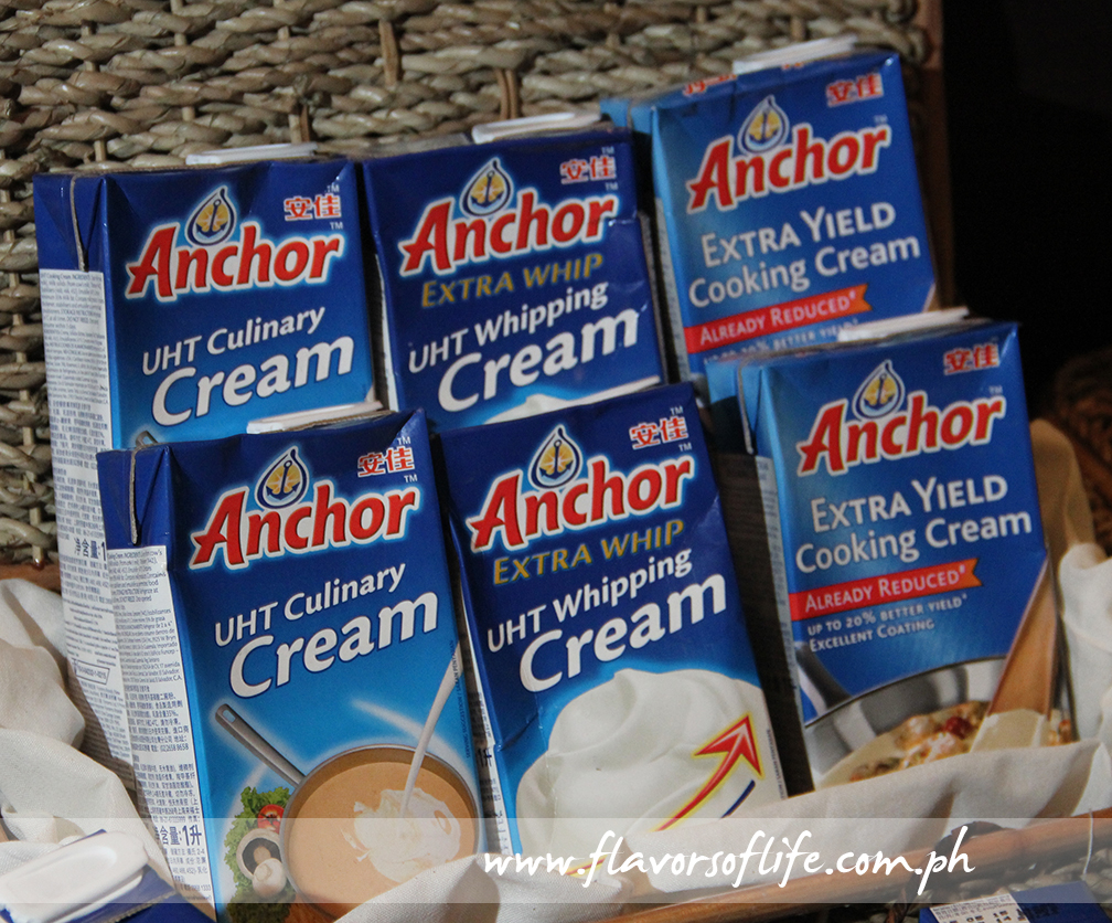 Anchor is one of the most well-known brands from New Zealand