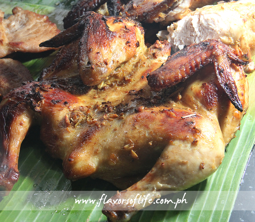Gai Yang (Grilled Marinated Chicken)