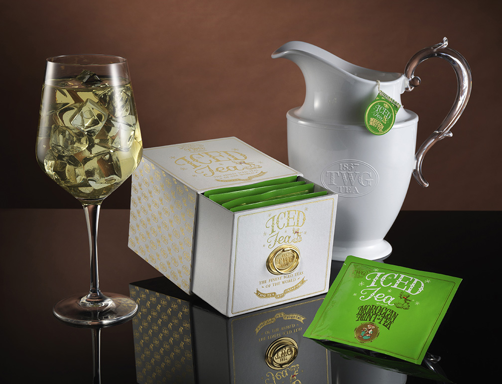 Launched along with the TWG Tea Iced Teabag Collection was the Iced Tea Carafe