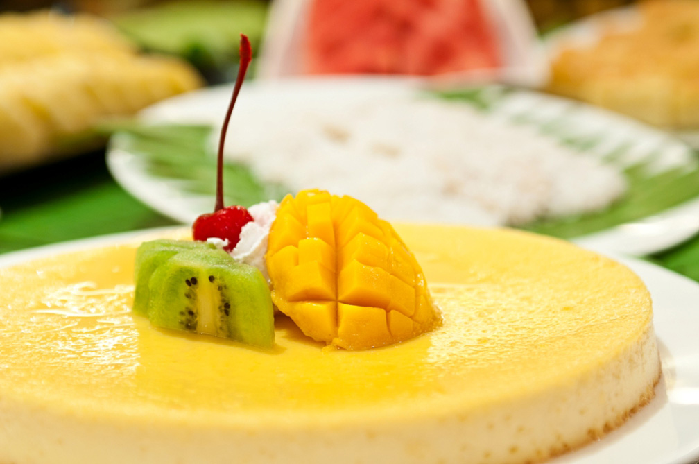 Pinoy desserts at Eastwood Richmonde Hotel's Mother's Day Buffet