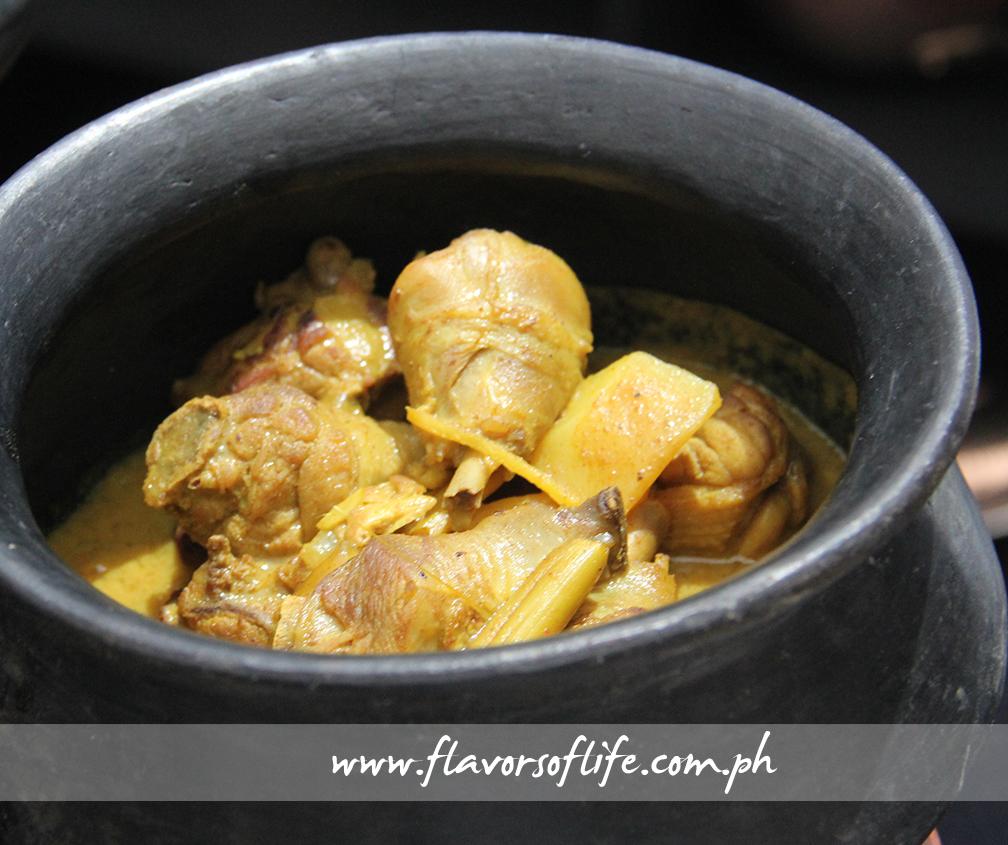 Chicken Curry (Judy Ann Santos-Agoncillo)