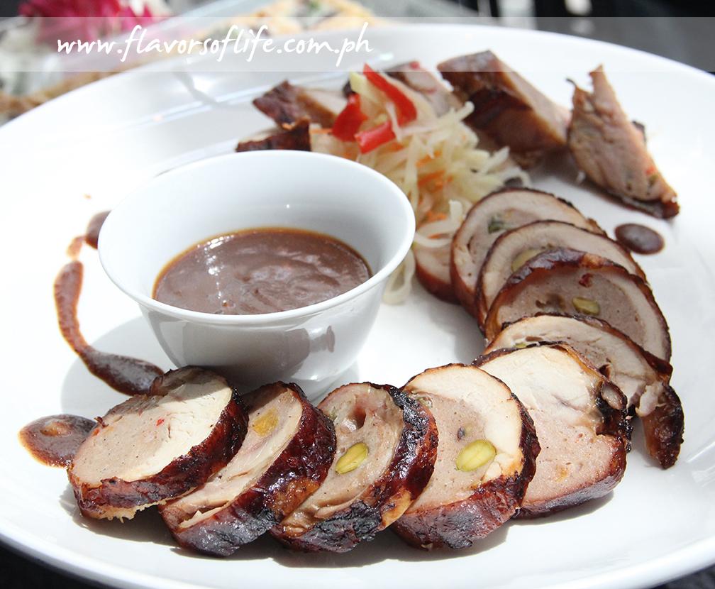 Chicken Relleno with Giblet Gravy (Nina Daza-Puyat)
