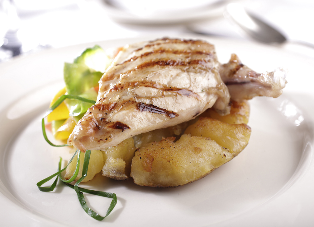 Chicken Supreme (Chateau 1771)