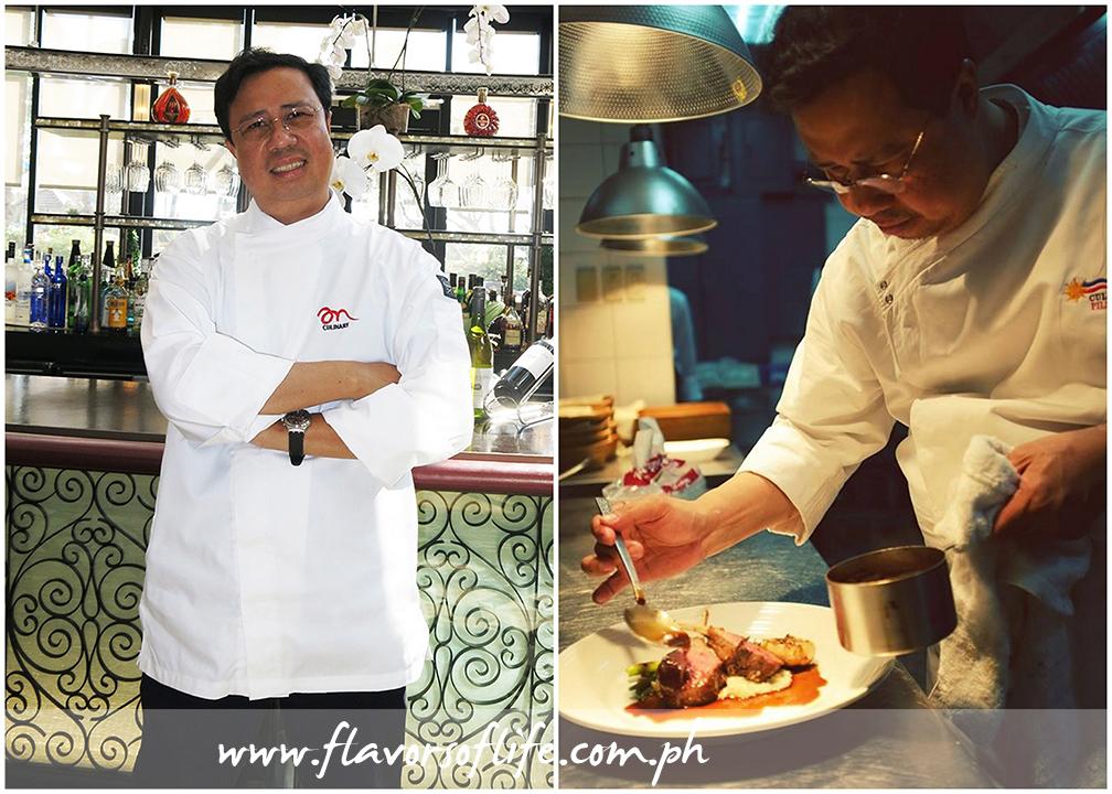 Chef Ariel Manuel