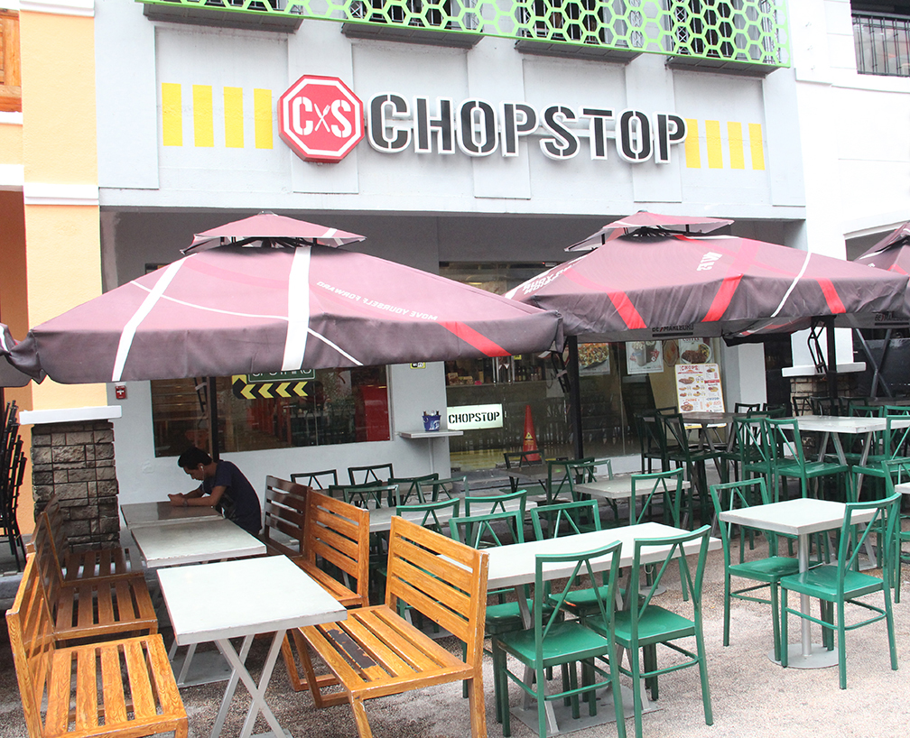 Chopstop at Eastwood Citywalk