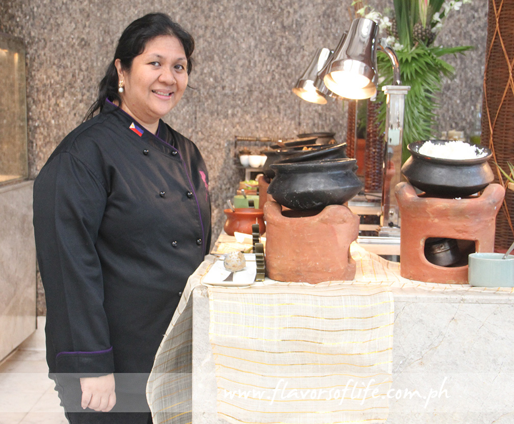 Dedet dela Fuente Santos of Pepita's Kitchen takes the spotlight for Feasts from the Filipino Kitchen