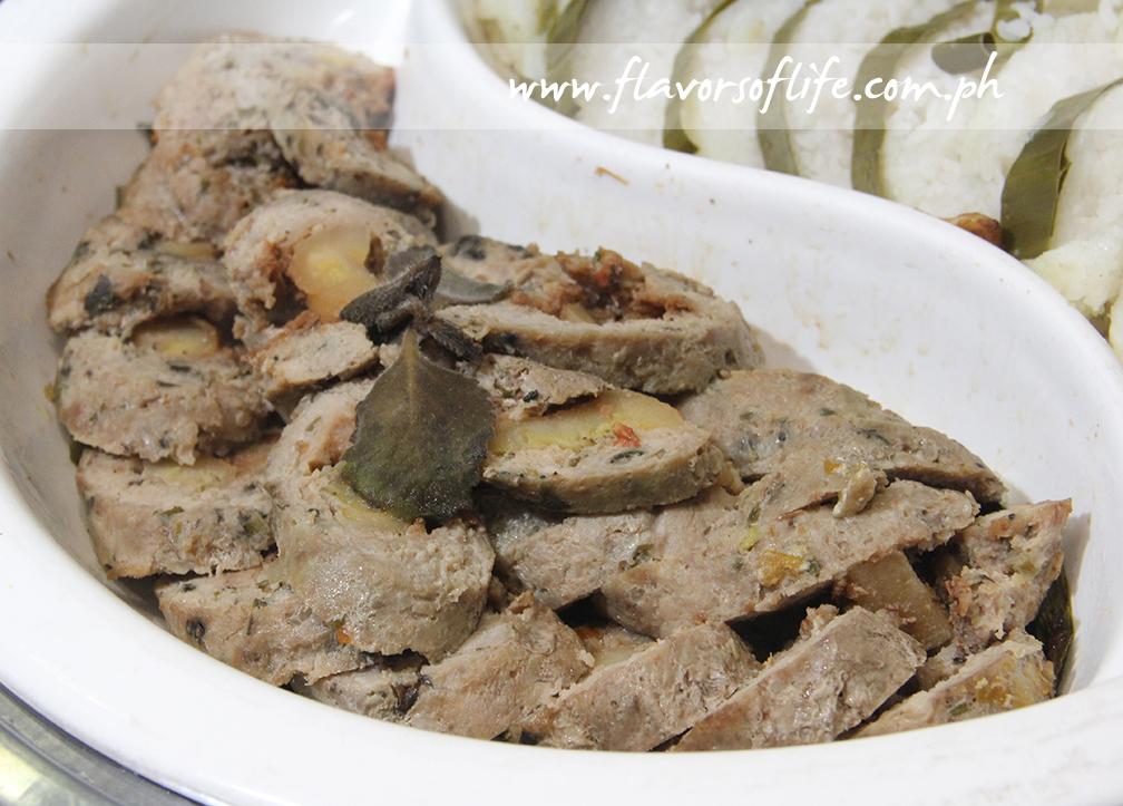 Binagoongang Baboy sa Saging by Chef Sider Tadtad (Mindanao)