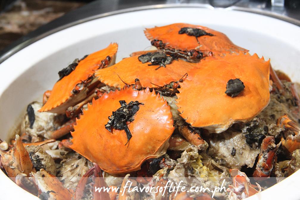 Binunutan or Crab in Pumpkin Soup by Chef Sider Tadtad (Mindanao)