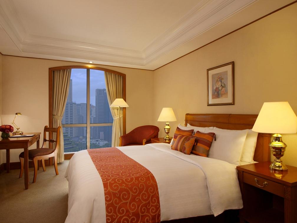 Deluxe Room at Richmonde Hotel Ortigas