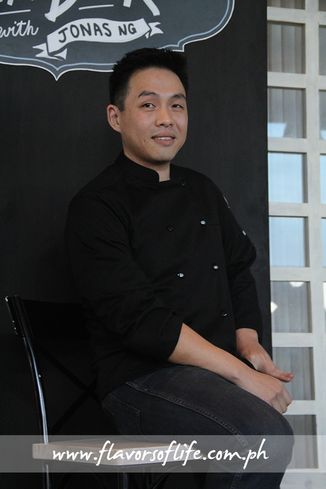 Chef Jonas Ng is the star of the new Lifestyle Network show 'Chef Next Door,' which premieres on Monday, July 20, 2015