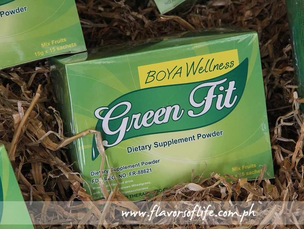 Green Fit Dietary Fiber Supplement