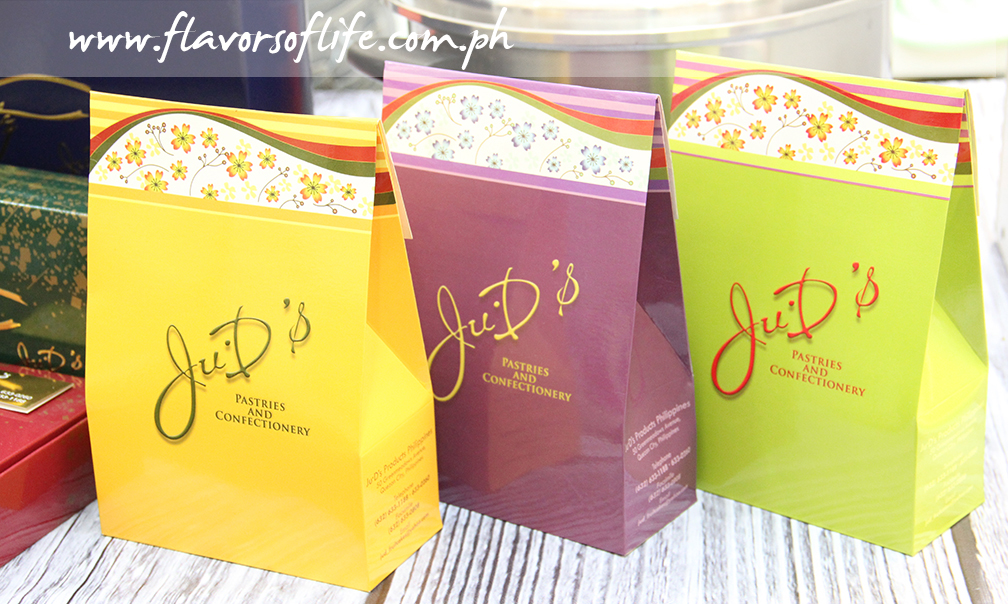 Ju.D Lao's fruitcakes and pastries