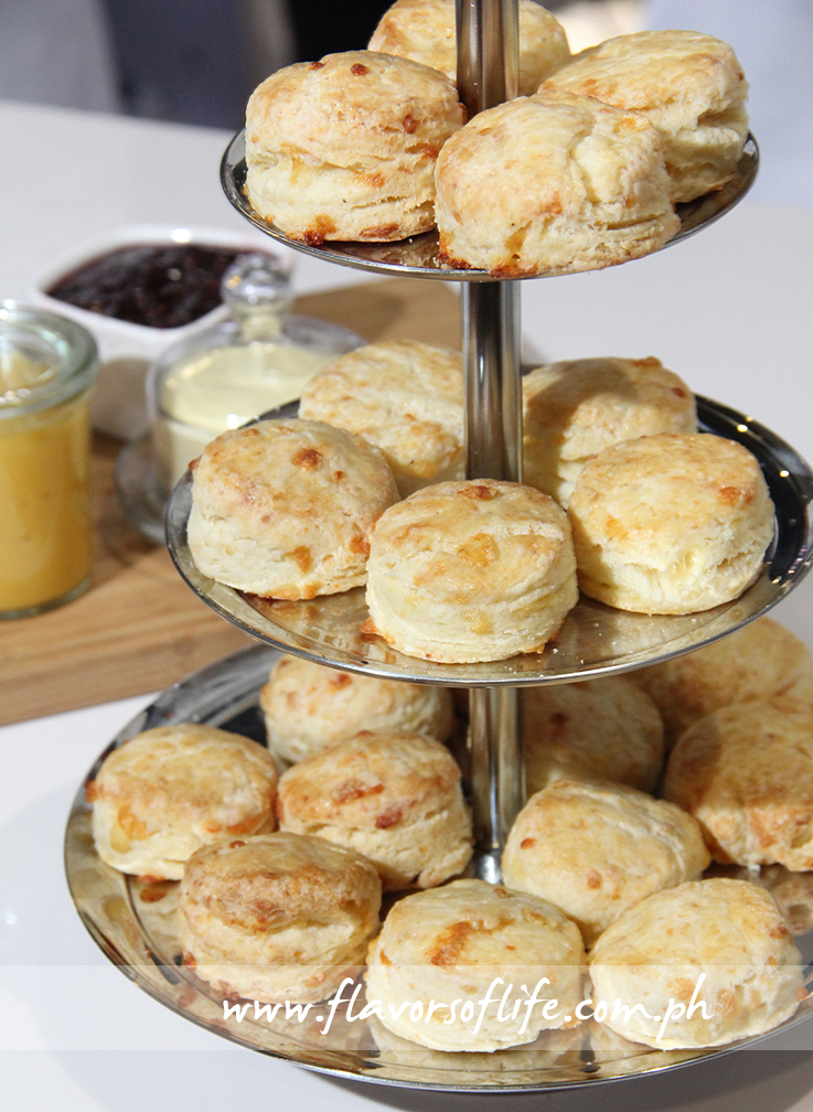 ... and Cheese Scones