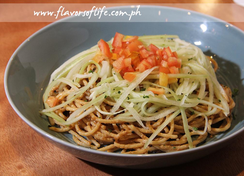 Cold Asian Noodles
