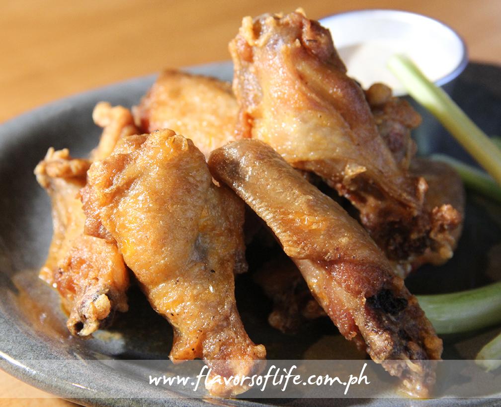 Double Crunch Bone-in Wings