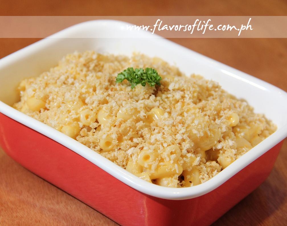 Mac & Three-Cheese