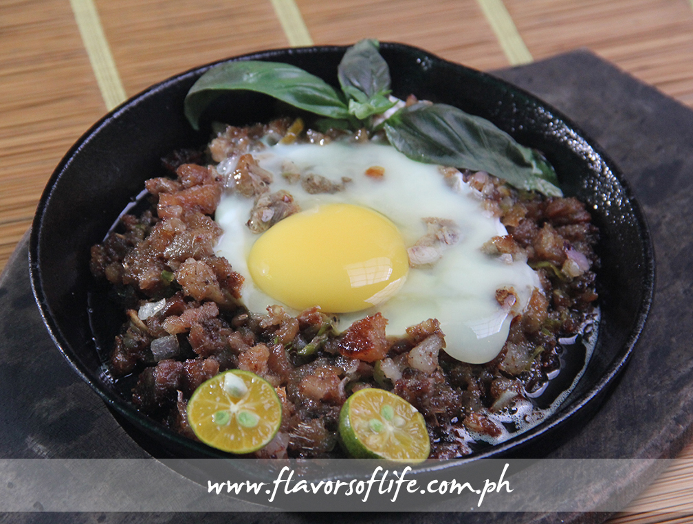 Comfort Food with a Pinoy Twist