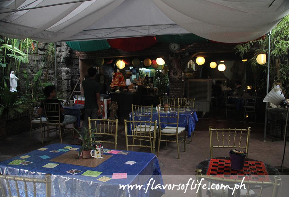 St. Nicholas Garden Restaurant in Mandaluyong City