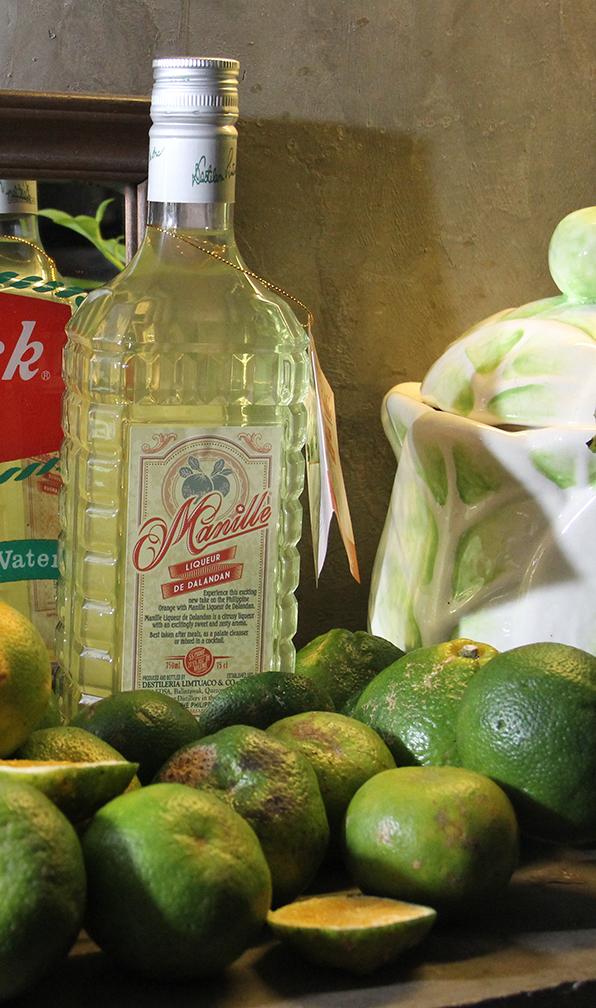 The newly launched Manille Liqueur de Dalandan