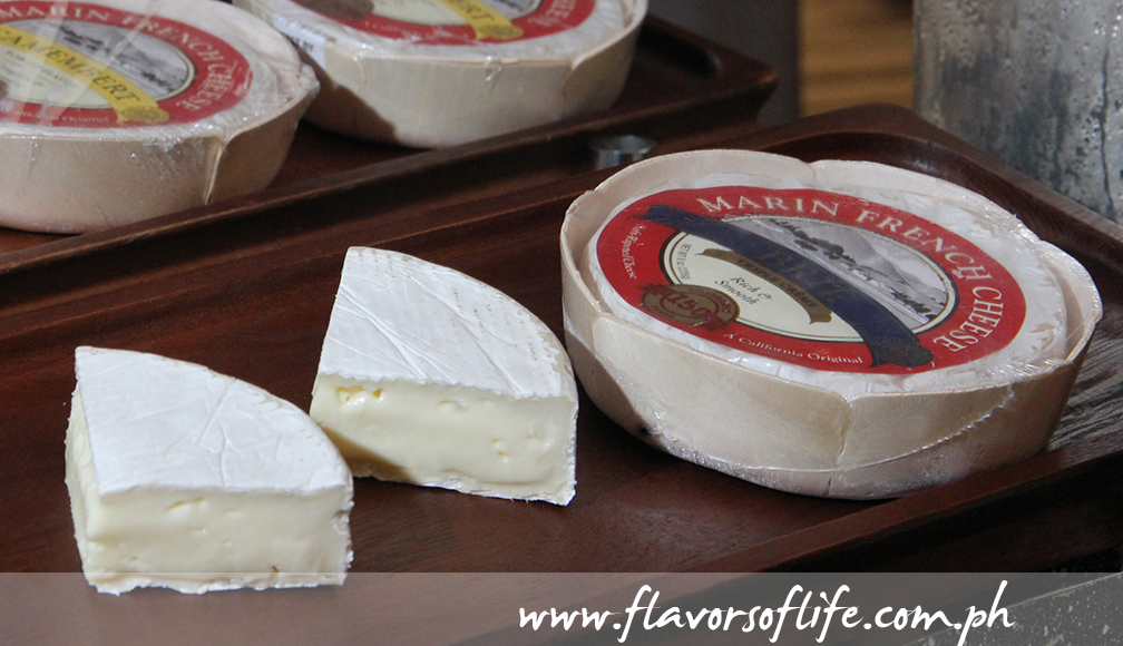 Marin French Triple Creme Brie