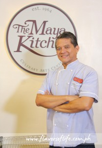 Chef Claude Tayag